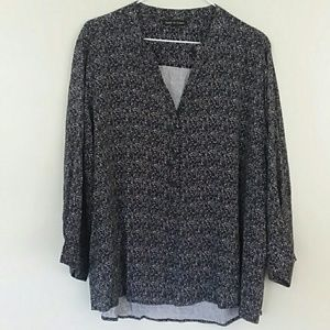 Violet & Claire womens tunic top size 1X